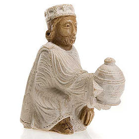 Persian wise man Autumn crib white painted s1