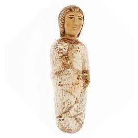 Gesù Bambino Presepe d'Autunno legno dipinto s1