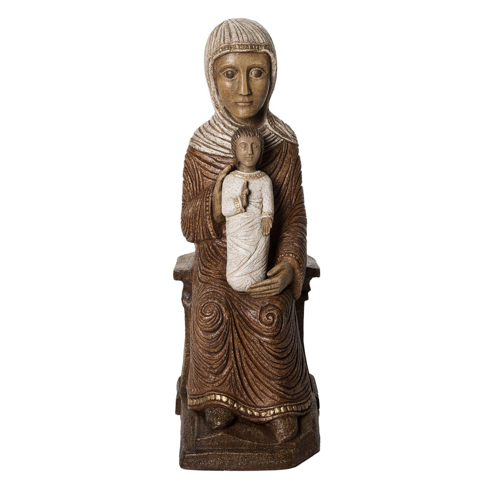 Maria e Jesus Belém Presépio de Autun grandes dimensões 4