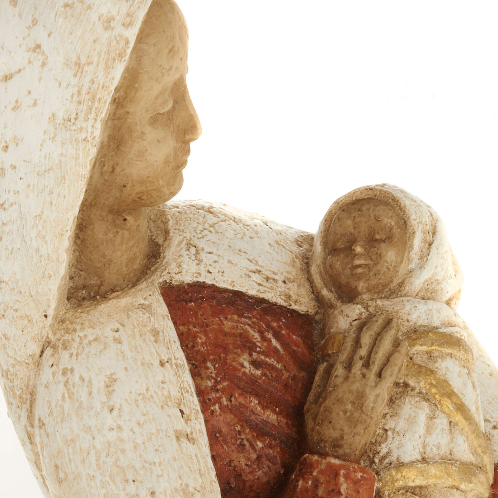 Vierge avec enfant 4