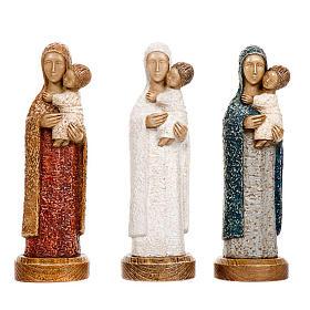 Statuen aus Stein: Jungfrau Eleousa