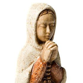 Święta Bernardeta podczas modlitwy s4