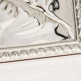 Bajorrelieve plata Sagrada Familia - cuadro s4
