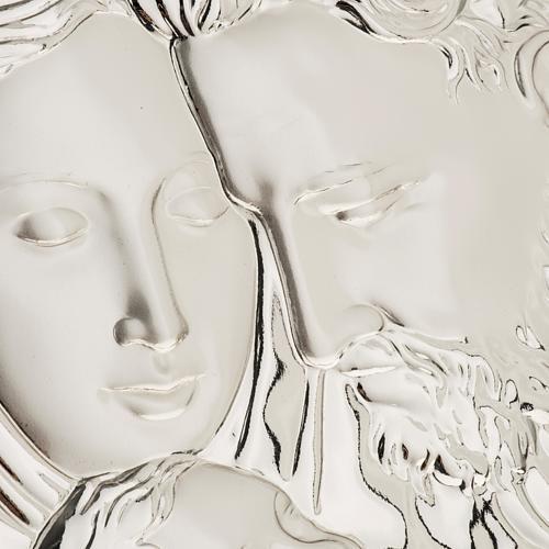 Bajorrelieve plata Sagrada Familia - cuadro 3