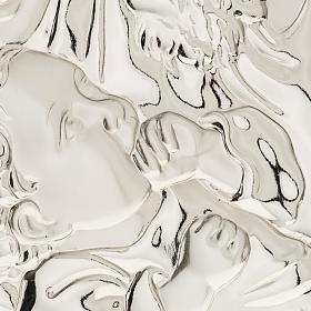 Silver Bas Relief Holy Family s2