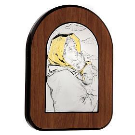 Bas-relief, Ferruzzi's Madonna gold, silver s3