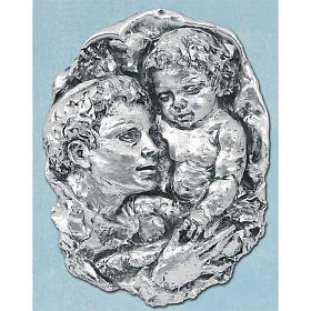Silver Bas-relief, Saint Anthony s1