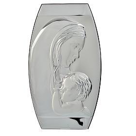 Obraz Matka Boża z Dzieciątkiem20x33 cm s1