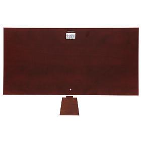 Bajorrelieve bilaminado Última Cena 30x60 cm s3