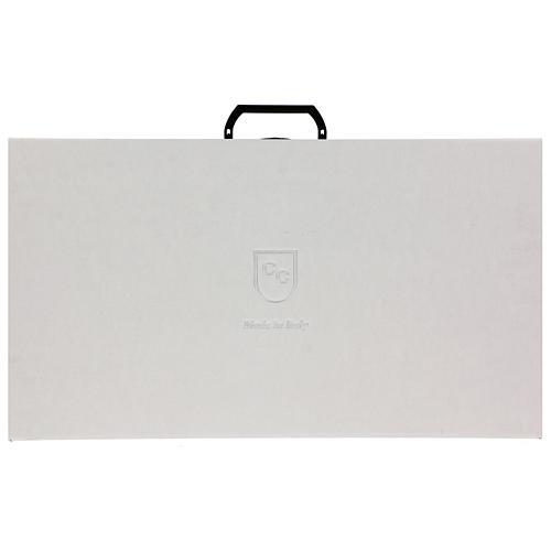 Bajorrelieve bilaminado esmaltado Última Cena 30x60 cm 4