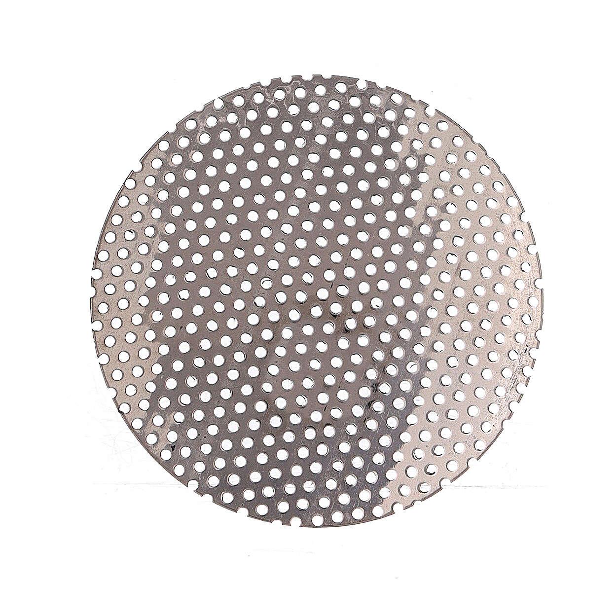 Filet de rechange brûle-encens laiton nickelé 5 cm 3