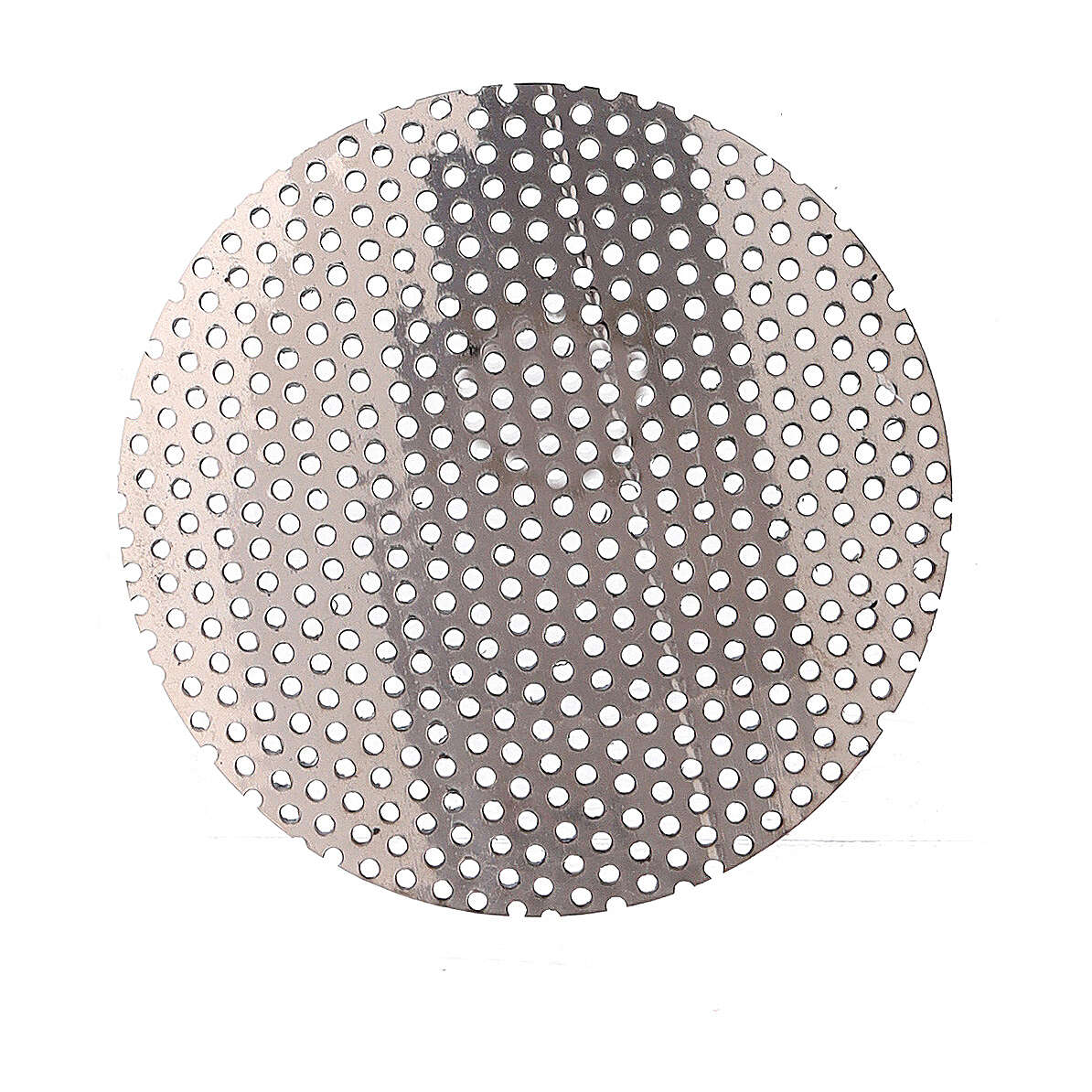 Spare net for incense burner 2 in nickel-plated brass 3
