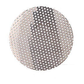 Spare net for incense burner 2 in nickel-plated brass s2