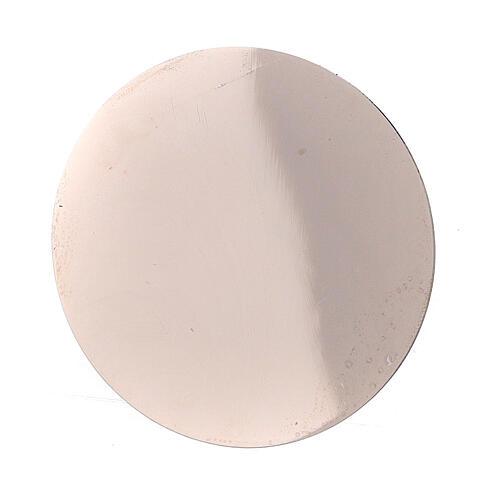 Platillo incienso recambio pebetero acero 5 cm 1