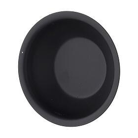 Schwarze Weihrauchbrenner-Schale fűr ätherische Öle, 30 ml s2