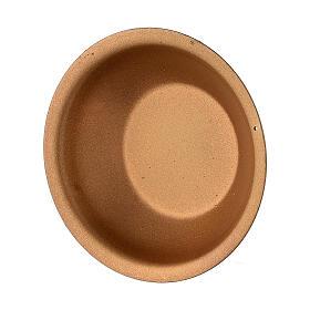 Ciotola color oro oli essenziali bruciaincenso 30 ml s2