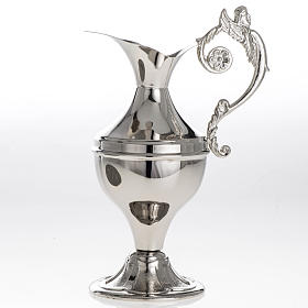 Ewer and basin, palladium s2