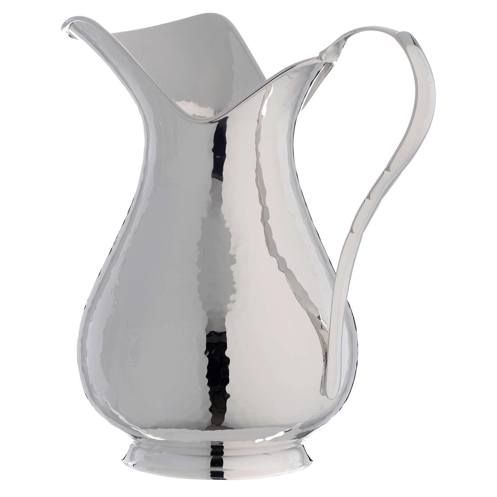 Ewer in silver 800 3
