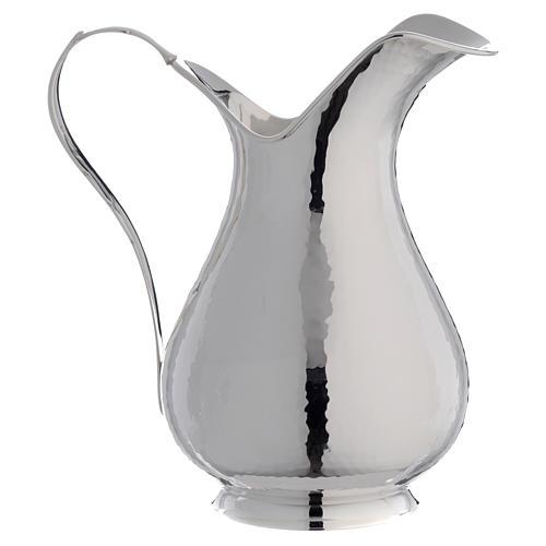 Ewer in silver 800 1