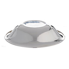Platos para el lavamanos manutergios plata 800 s2