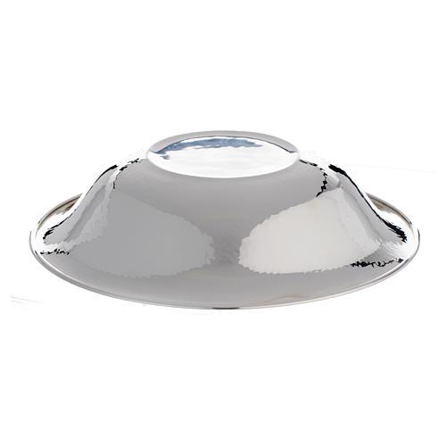 Platos para el lavamanos manutergios plata 800 2