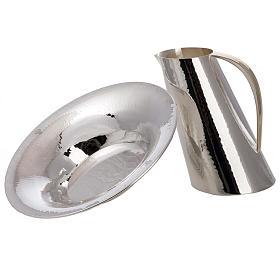 Kanne zur Händewaschung und Wasserschale Modell Aqua s5