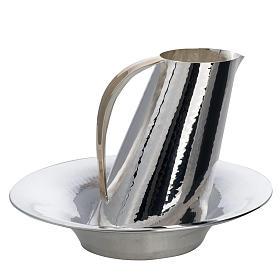 Lavamanos manutergios con plato Mod. Aqua s1