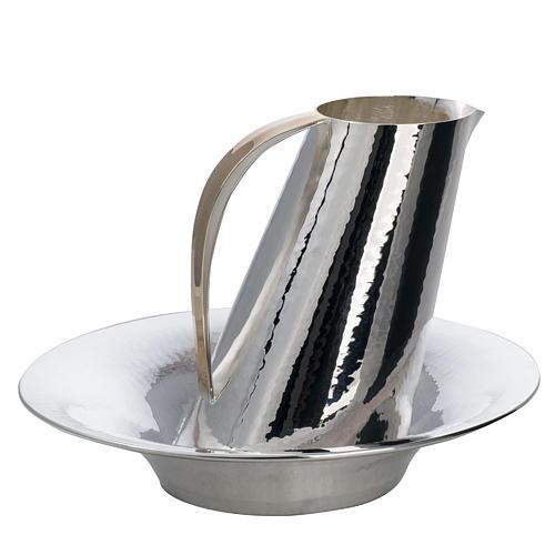 Dzbanek z misą do mycia rąk model Aqua 1