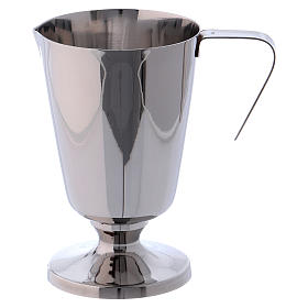 Molina tray and ewer set in stainless steel s3