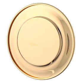Brocca per il manutergio ottone dorato  s5