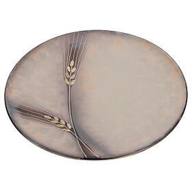 Plato jarra cerámica Pompeya 25 cm s2