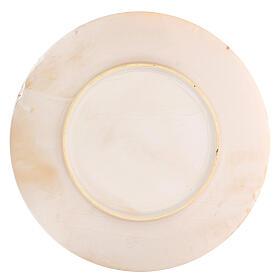 STOCK Assiette aiguière céramique Pompéi 25 cm s4
