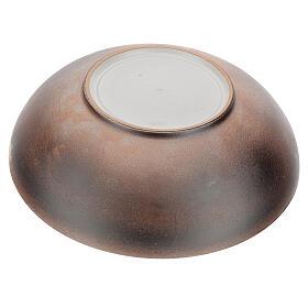 Concave basin, Pompei ceramic, 30 cm s3