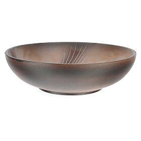 STOCK Plato jarra cóncavo cerámica Pompeya 30 cm s2