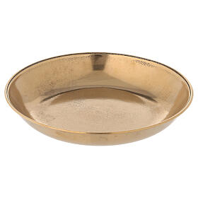 Ewer in brass, antique gold effect s4