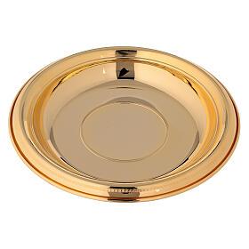 Ewer in brass, classic golden s5
