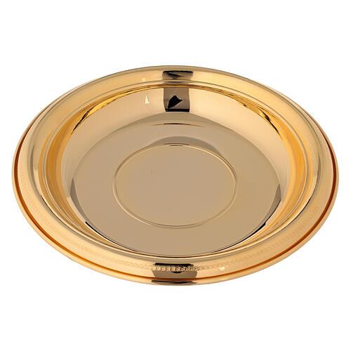Ewer in brass, classic golden 5