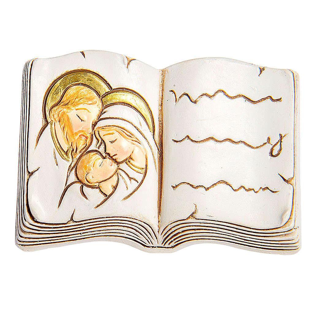 Bomboniera Matrimonio Calamita S. Famiglia 5 cm 3