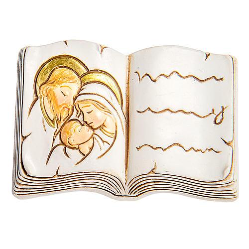Bomboniera Matrimonio Calamita S. Famiglia 5 cm 1