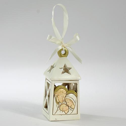 Kleine Geschenk Hochzeit Led Lanterne Heilige Familie 10cm Online