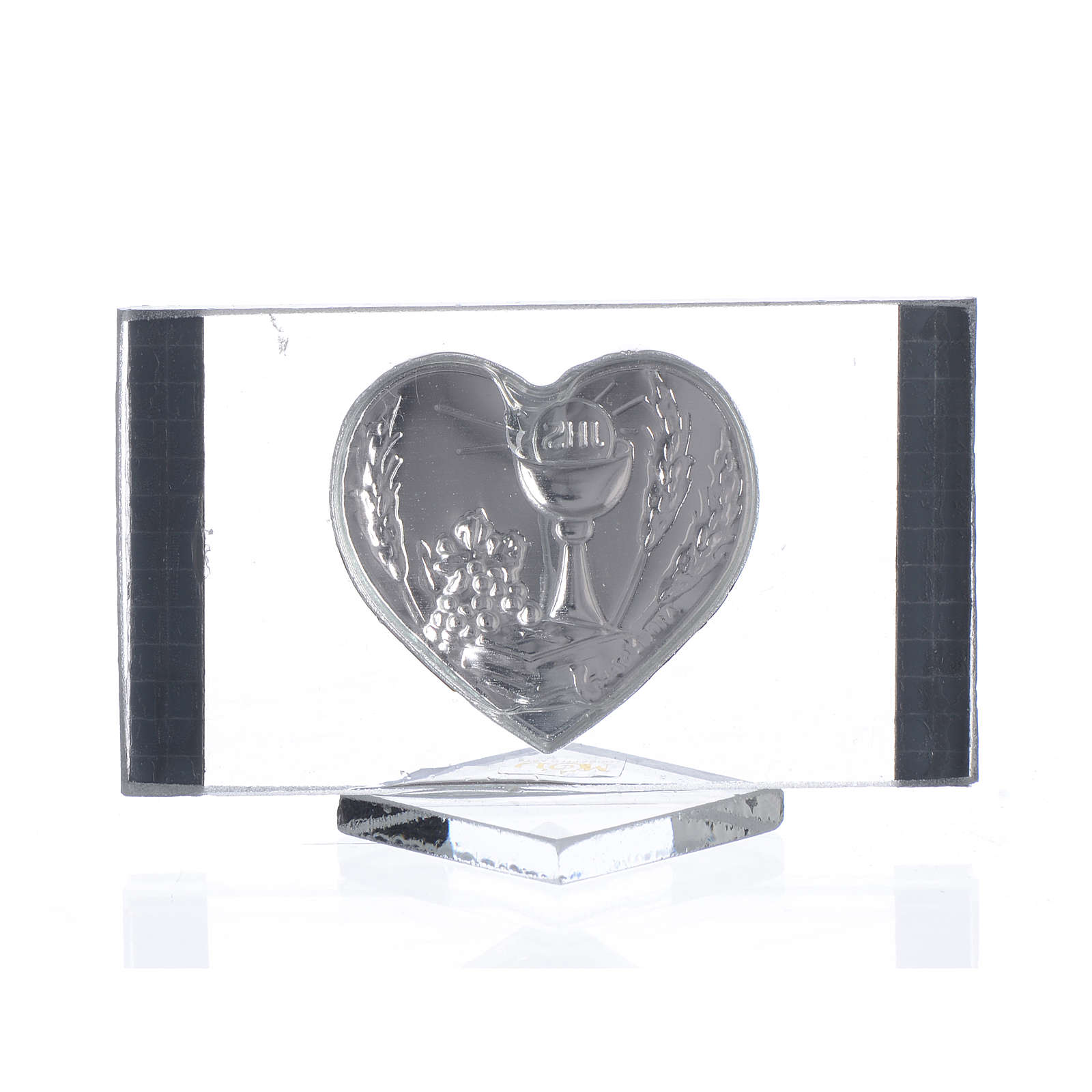 Holy Communion favour, picture with heart measuring 4.5x7cm 3