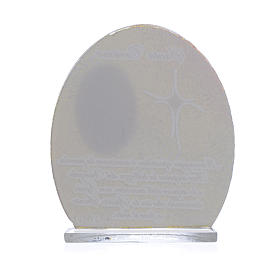 Confirmation favour with Pope Francis image 8.5cm s4