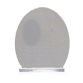 Bomboniera Cresima Papa Francesco 8,5 cm s2