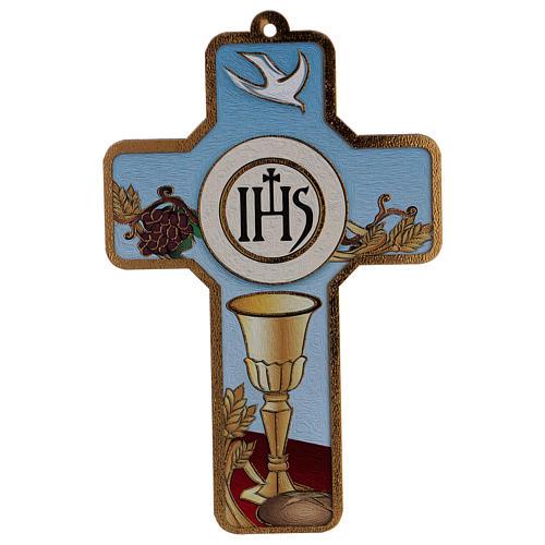 Cross pvc First Communion 1