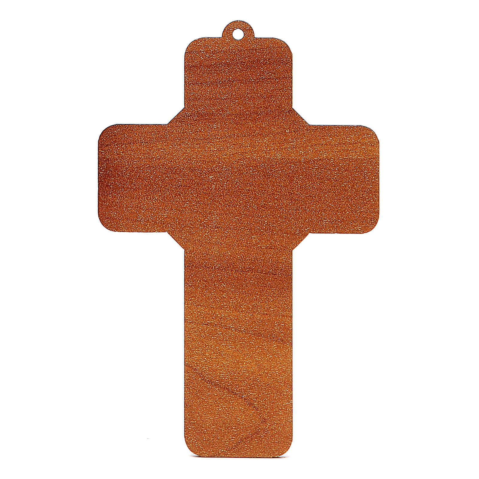 Cross pvc Confirmation with greeting card ITALIAN 3