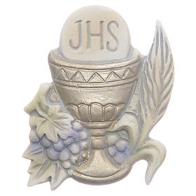 Communion Chalice memory application 2,5x3 cm s1
