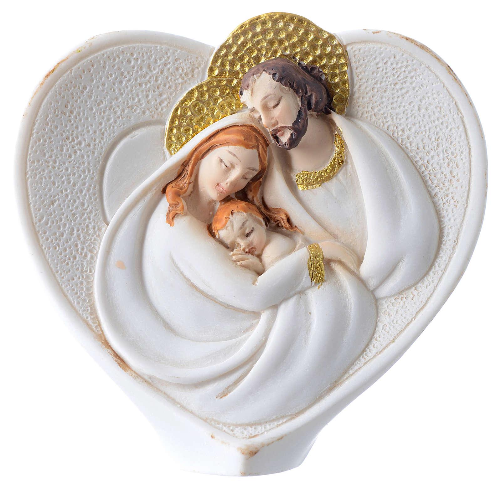 Bomboniera Sacra Famiglia 6x6 cm 3