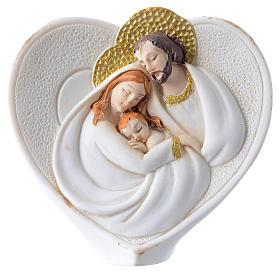 Bomboniera Sacra Famiglia 6x6 cm s1