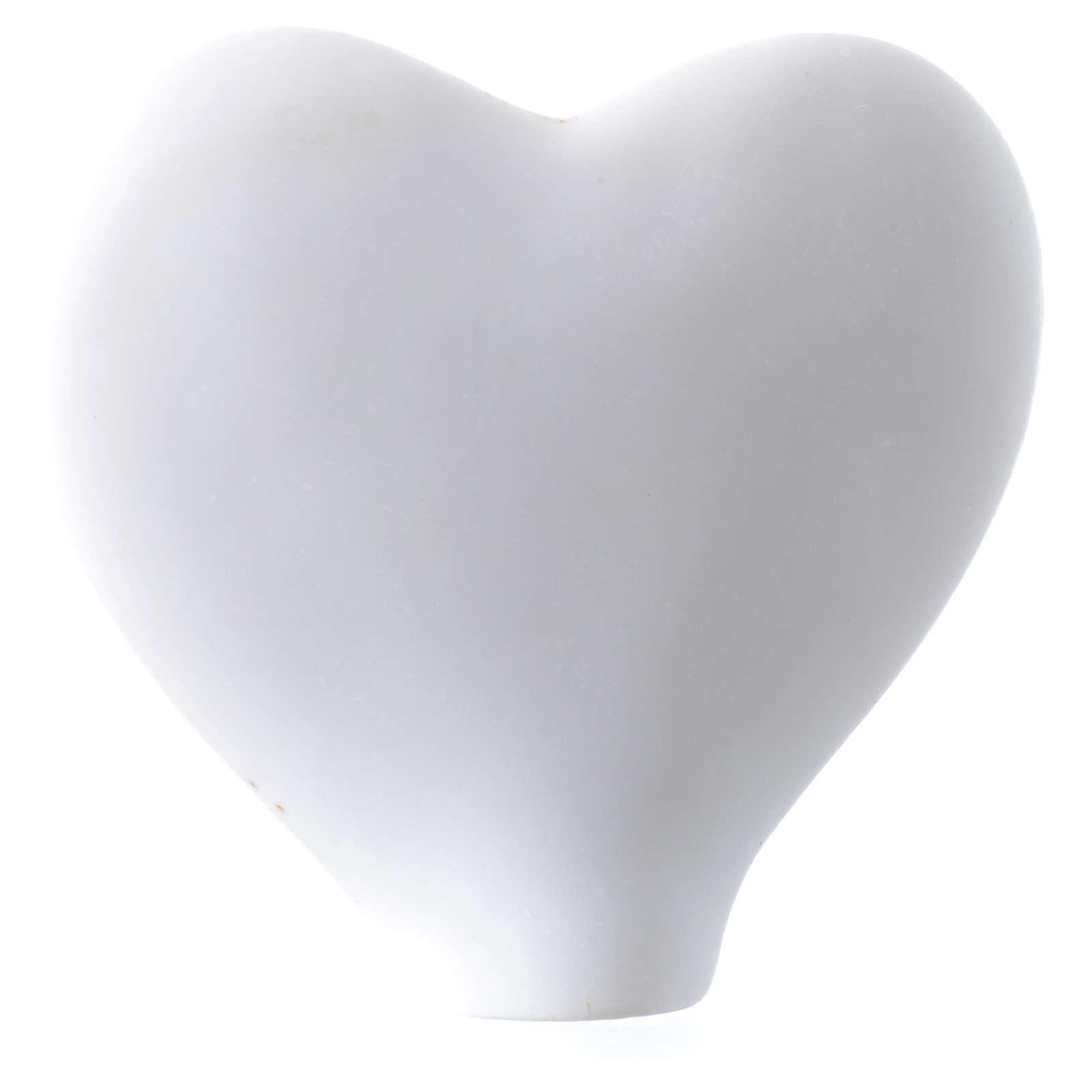 Bonbonnière Communion Coeur Calice 6x6 cm 3