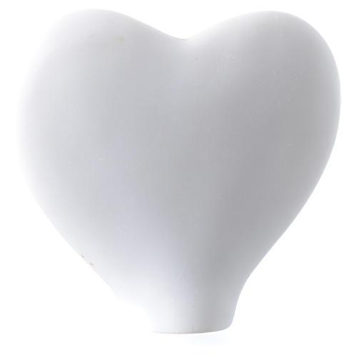 Bonbonnière Communion Coeur Calice 6x6 cm 2